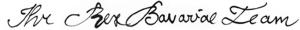 Rex Bavariae Unterschrift